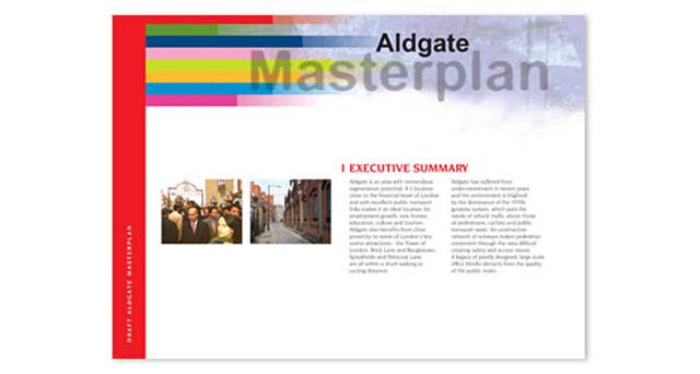 Aldgate Area Masterplan 3