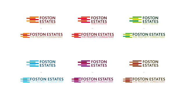 Foston-Estates-Logo-Colour-Options