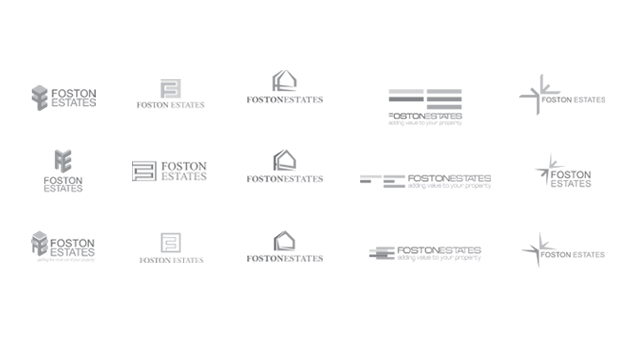 Foston-Estates-Logo-Development