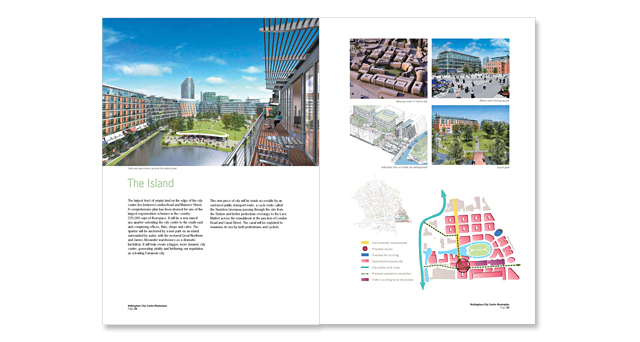 Nottingham City Centre Masterplan 4
