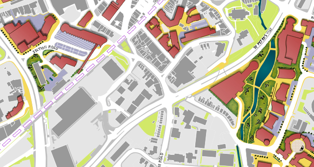 Creating a City Centre for Mansfield 4