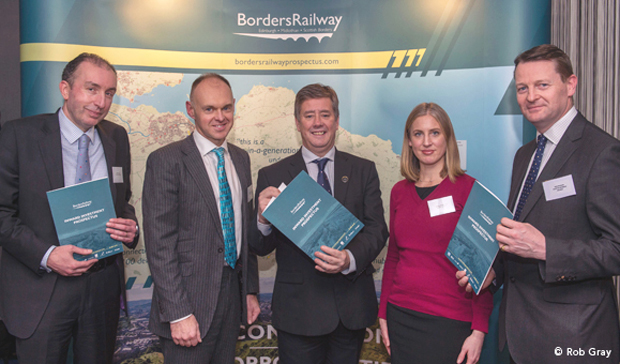 Borders Railway Launch